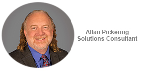Allan Pickering Solutions Consultant