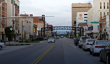 Downtown Topeka