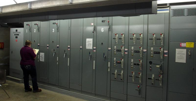 Electrical Switchgear for Arc Flash Study