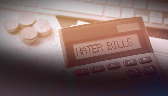 water bill header